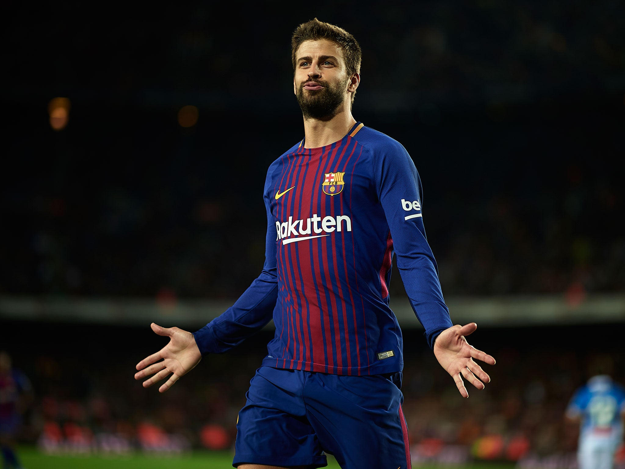 Gerard Pique to Keita Balde how could a Catalonia XI line up