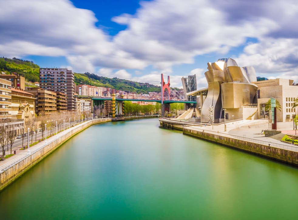 Bilbao is packed with culinary and cultural treats