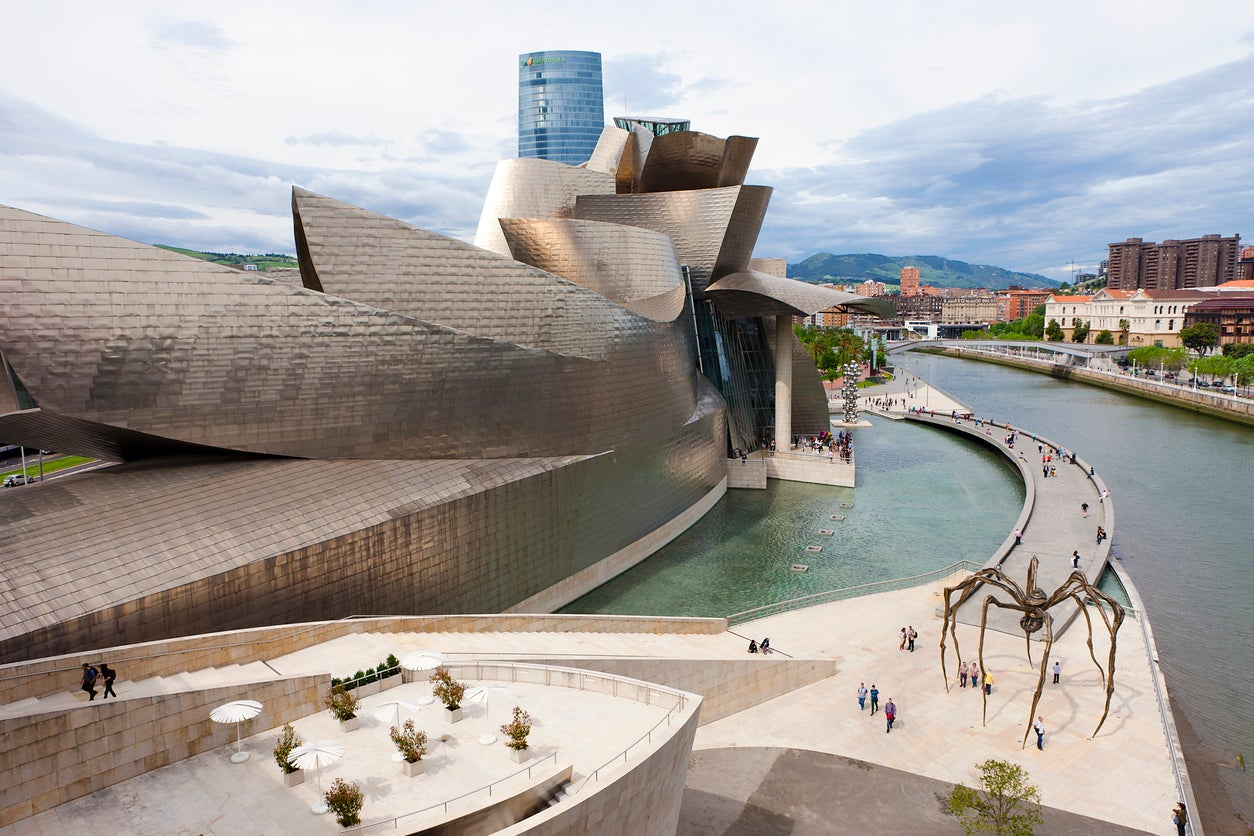 Woman Bilbao