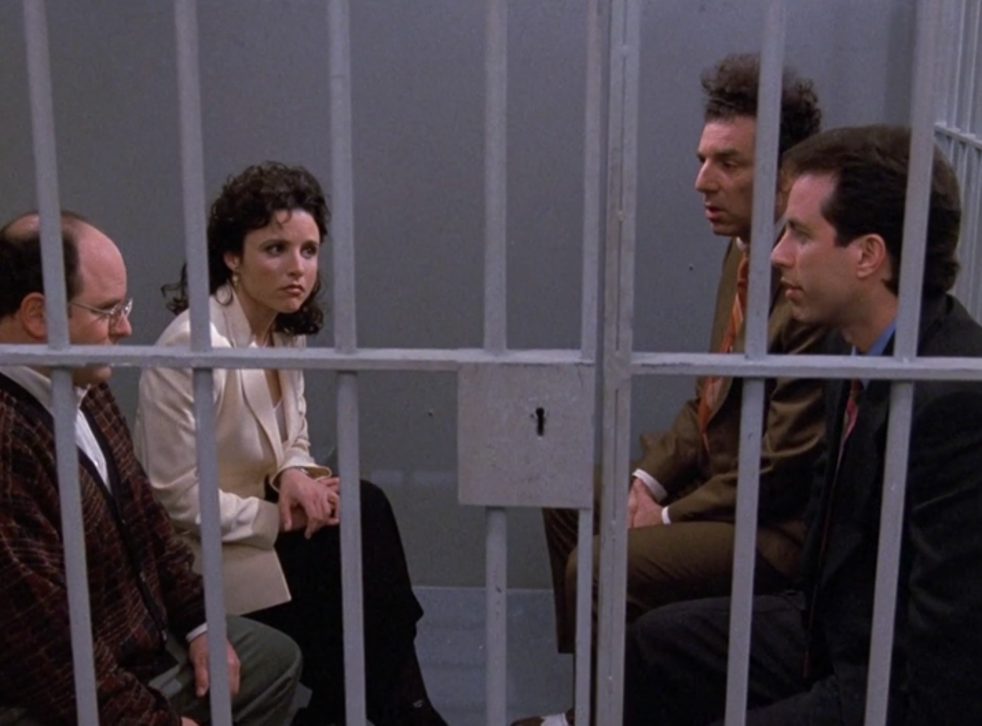 """The """"Seinfeld"""" series finale."""
