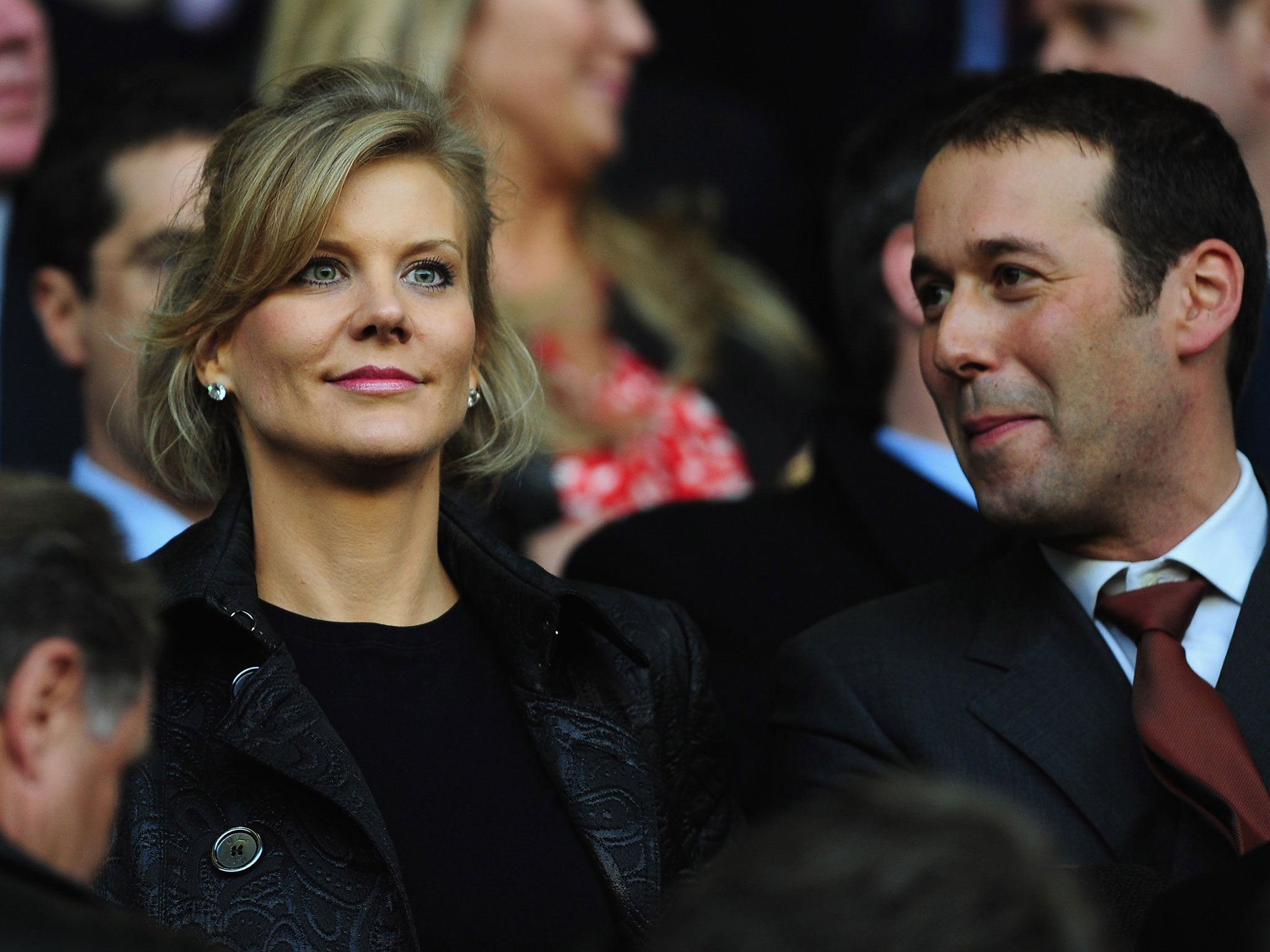 newcastle takeover amanda staveley ups offer to 300m in bid to complete protracted deal from mike ashley the independent