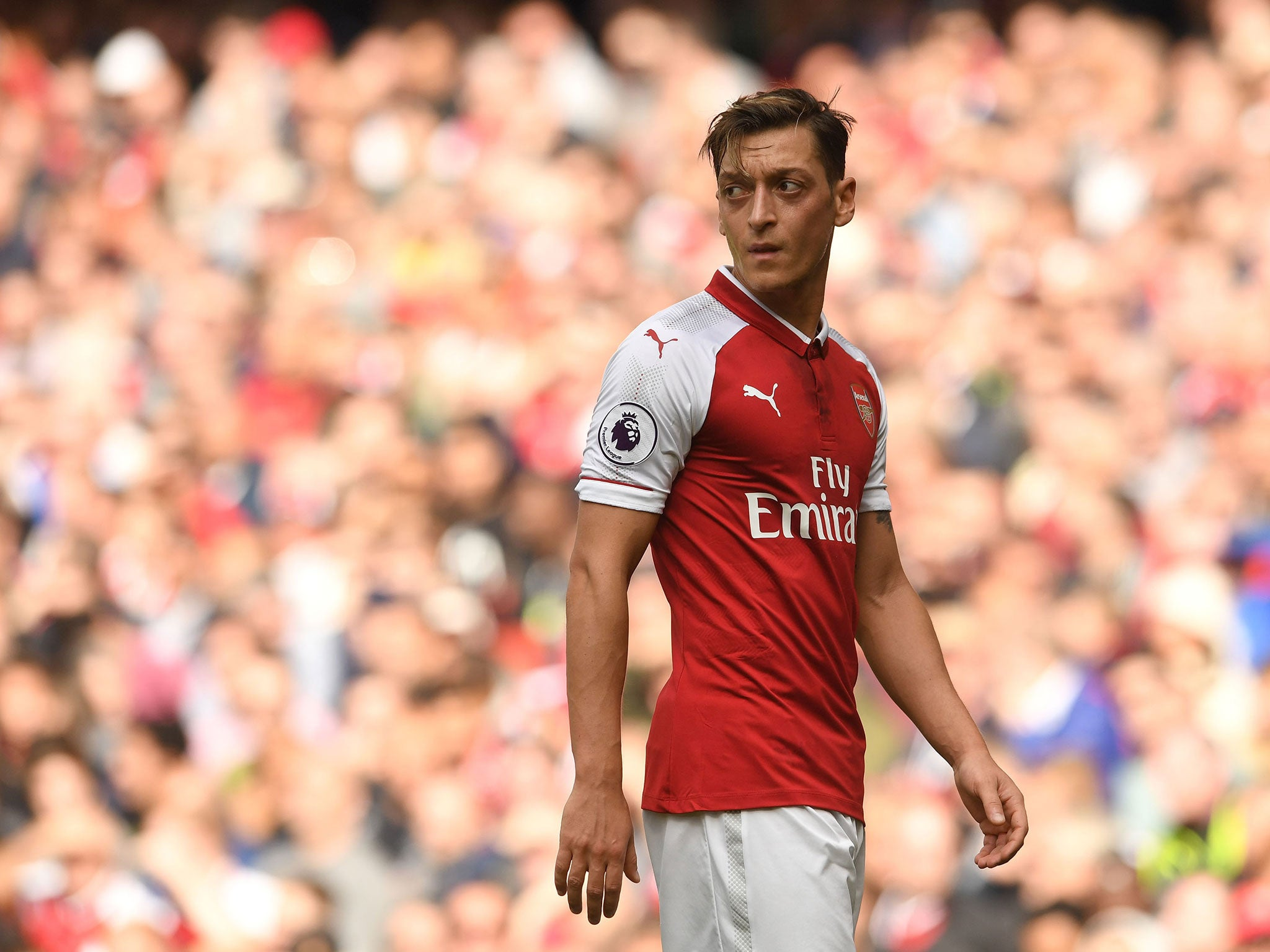 Manchester United to make a move for Mesut Ozil this January as