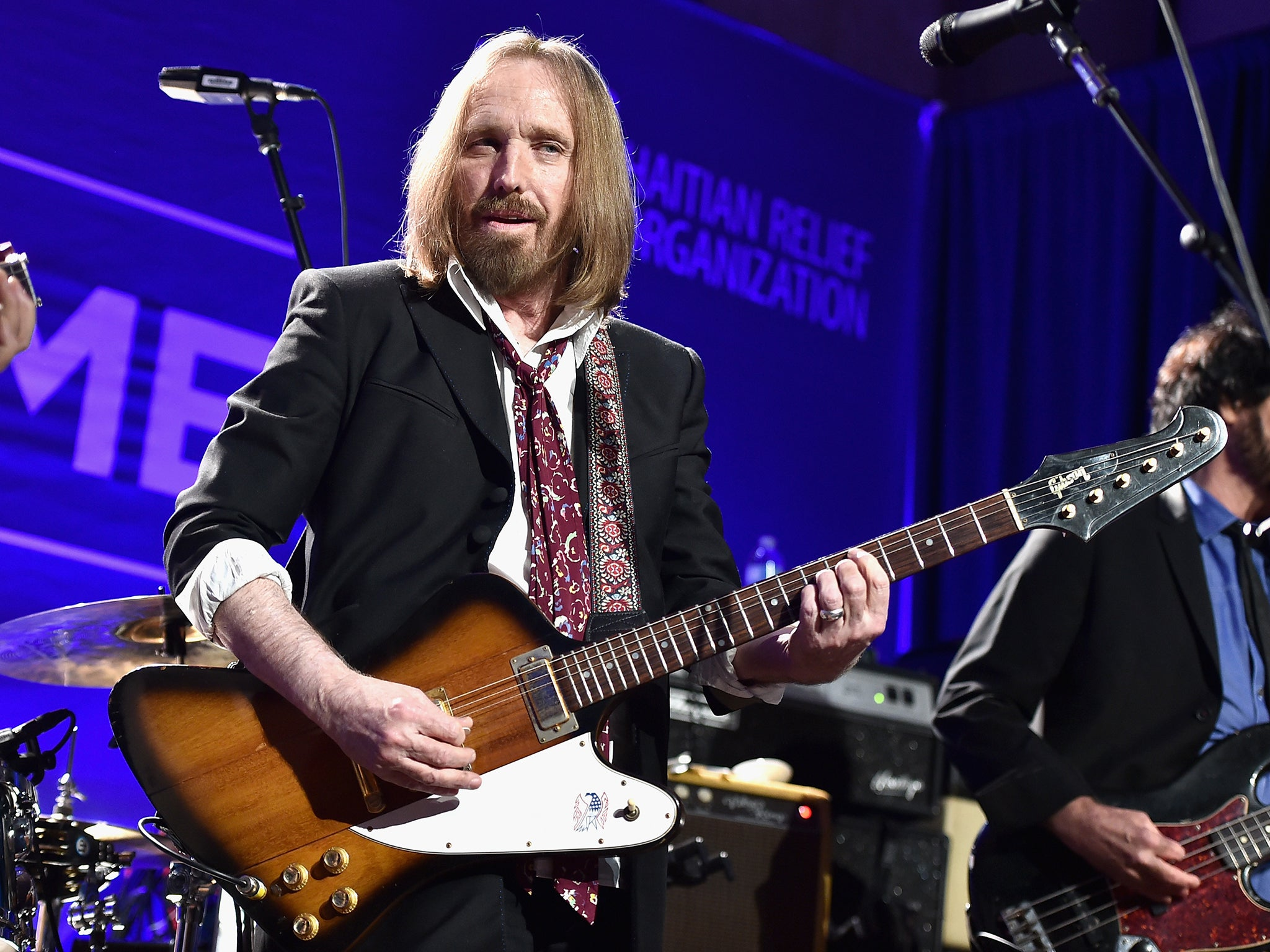 Tom Petty has been found unconscious and not breathing