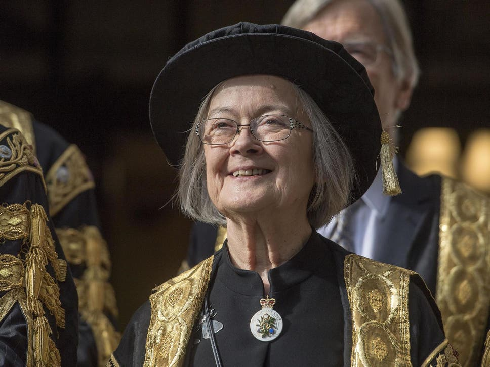 Lady Hale, the first female president of the UK's highest court, said austerity had disproportionately hit women, the disabled and minorities