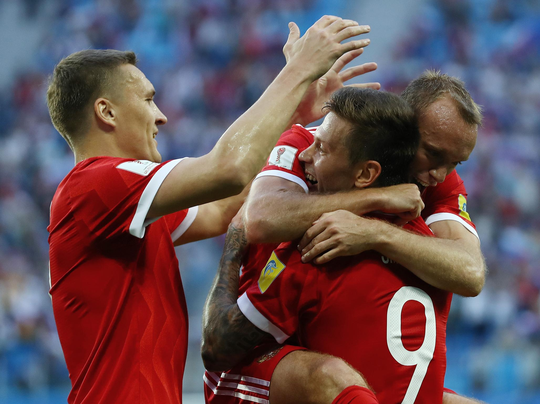 Belgium, France top FIFA world ranking in 1st ever top-spot tie