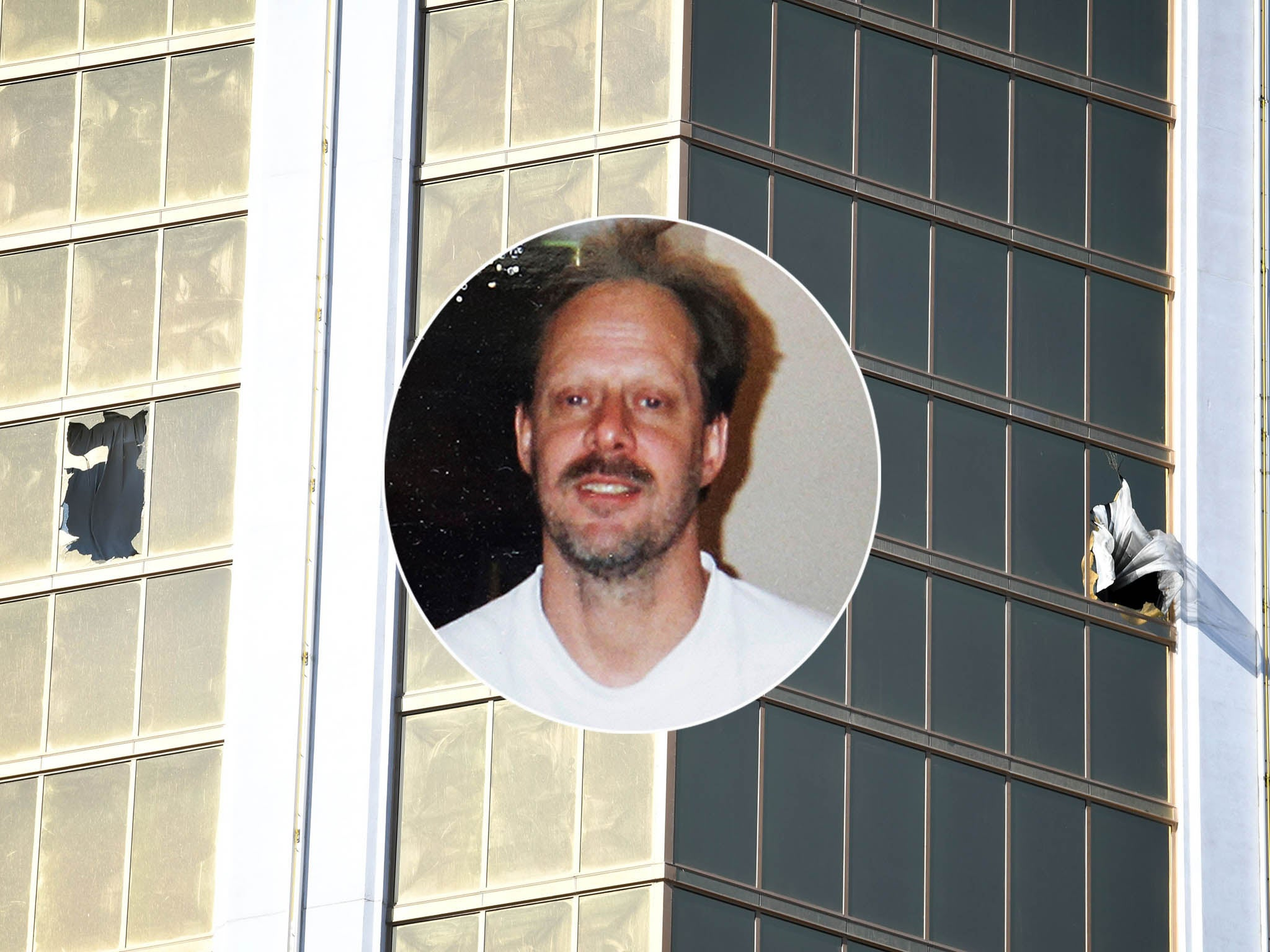 Las Vegas Shooting Computer Found In Stephen Paddock S