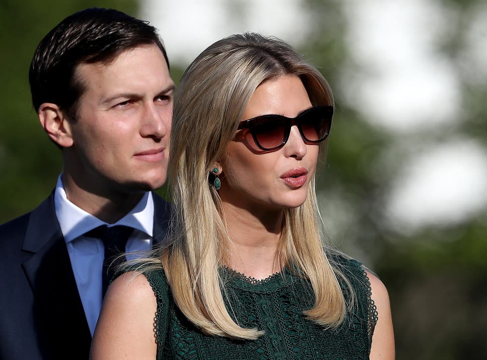 Ivanka Trump and Jared Kushner have come under scrutiny for using personal email accounts in office