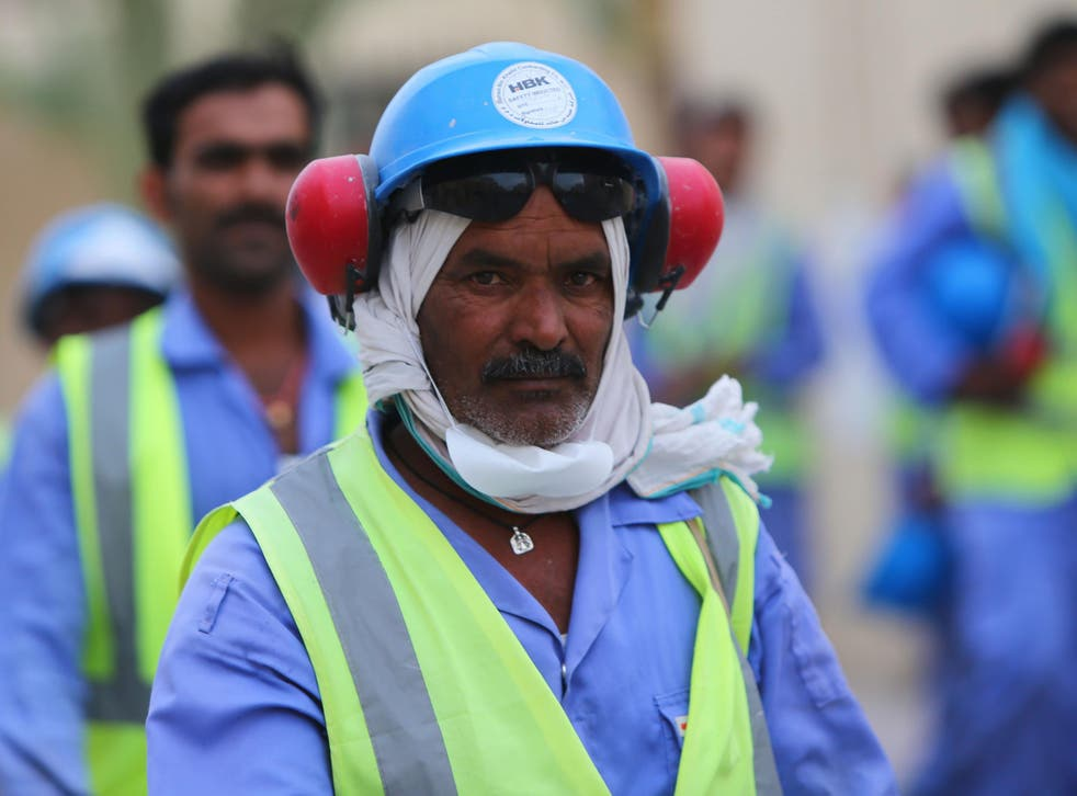 Migrant workers across the Middle East are losing their incomes and livelihoods, and may now be forced to leave their host countries