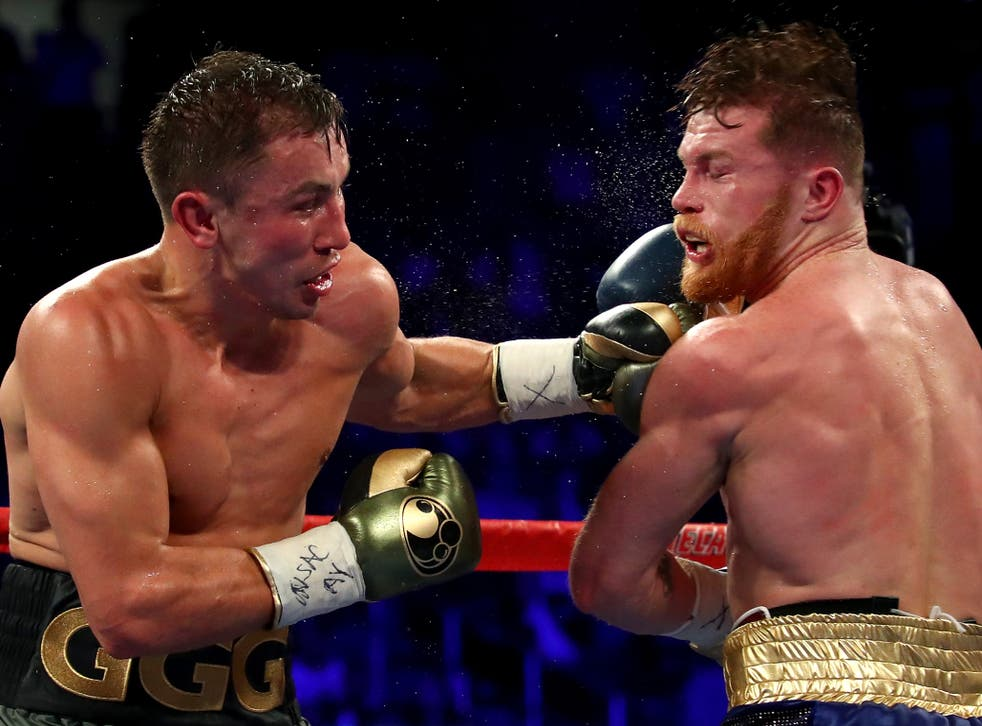 Golovkin and Canelo look set to fight again next year