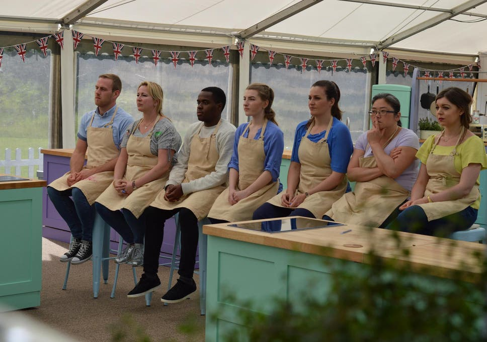 Great British Bake Off Episode 6 Review High Drama And Leaky Cracks