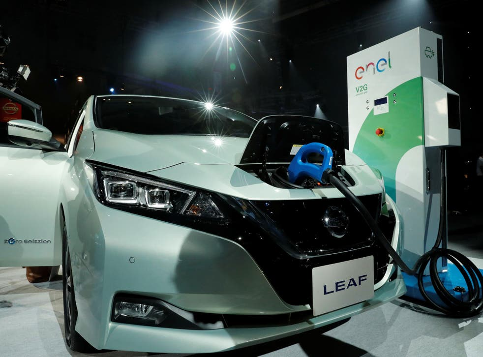 If all of the UK's cars were connected to the grid they could supply up to 200GW, more than double the current peak requirement