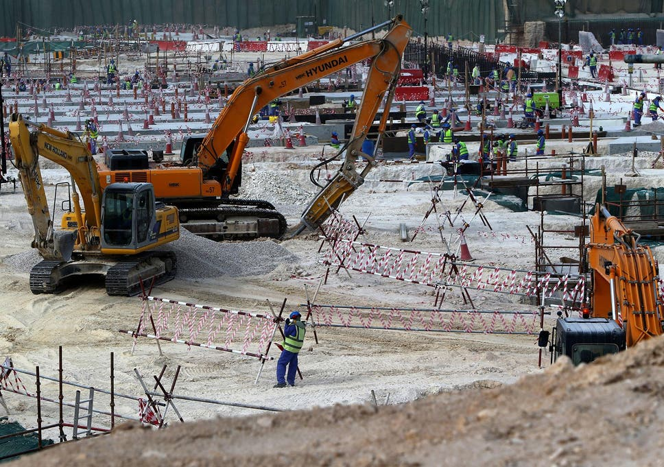 World Cup 2022: Qatar's workers are not workers, they are slaves