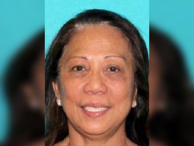 Marilou Danley, 62, the girlfriend of the Las Vegas killer, has returned to the US