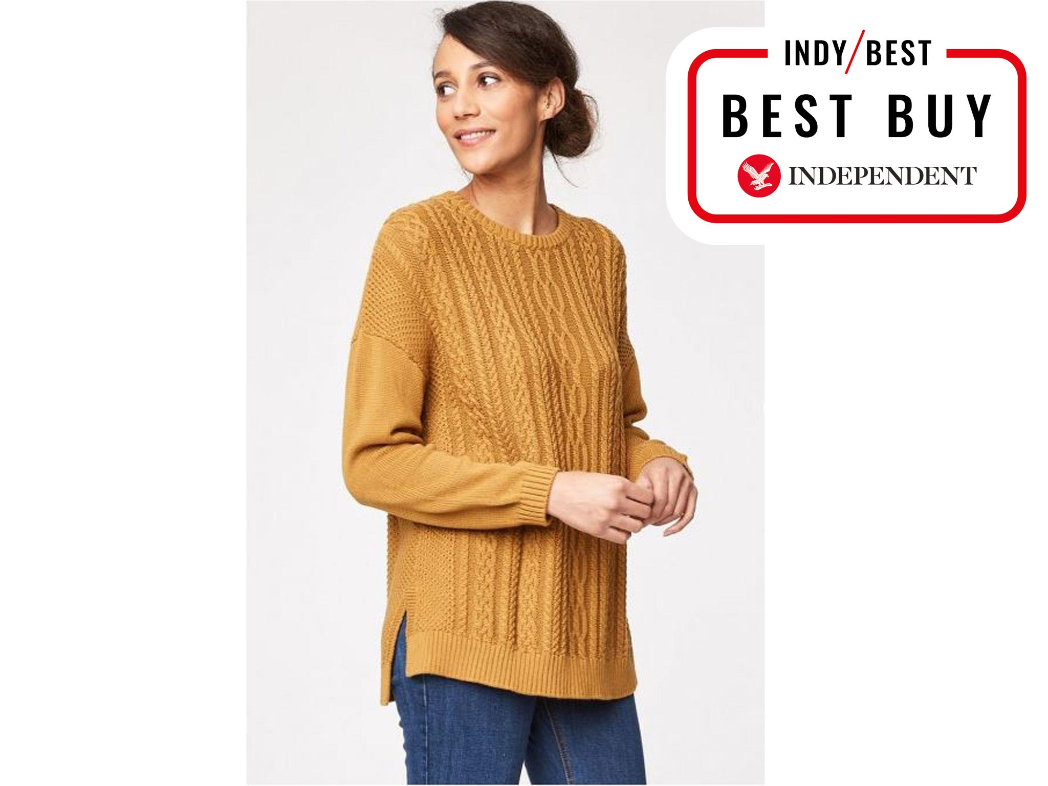 Dress made from knitwear: an excellent choice for practical women
