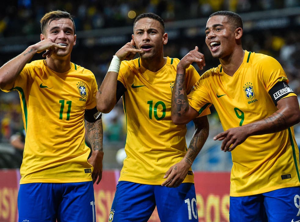 Under Tite Brazil are renewed and will head to Russia as one of the tournament favourites