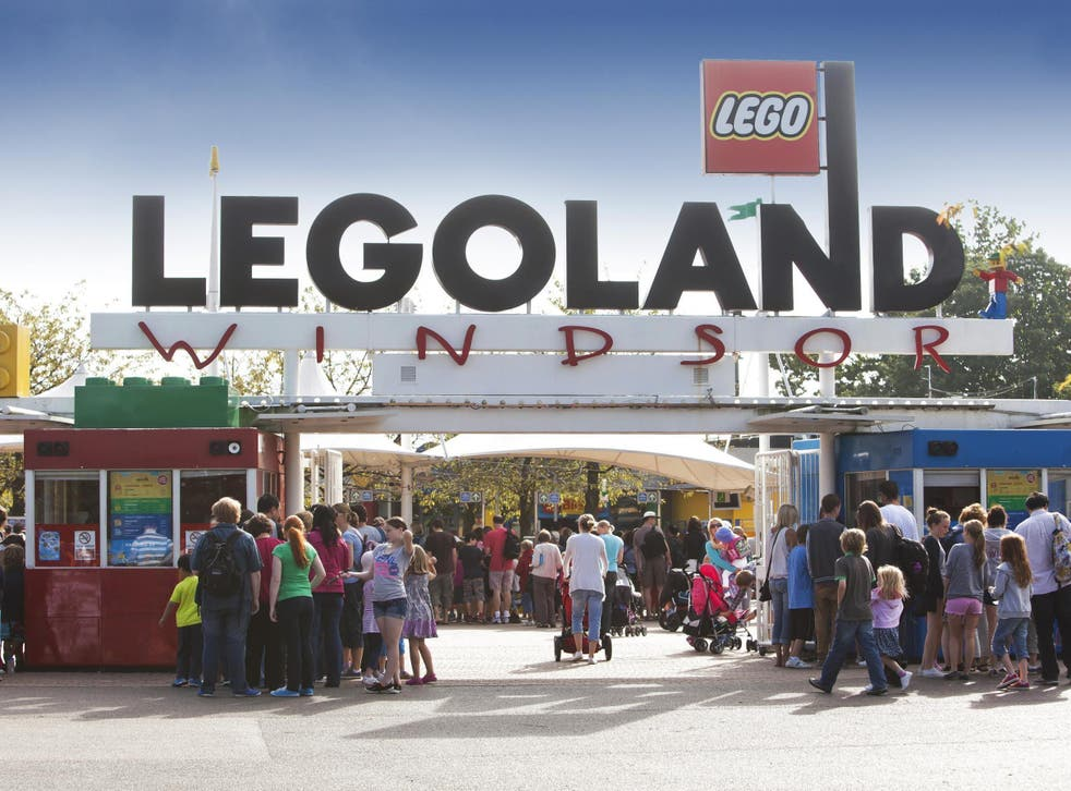 Legoland makes for an action-packed day out
