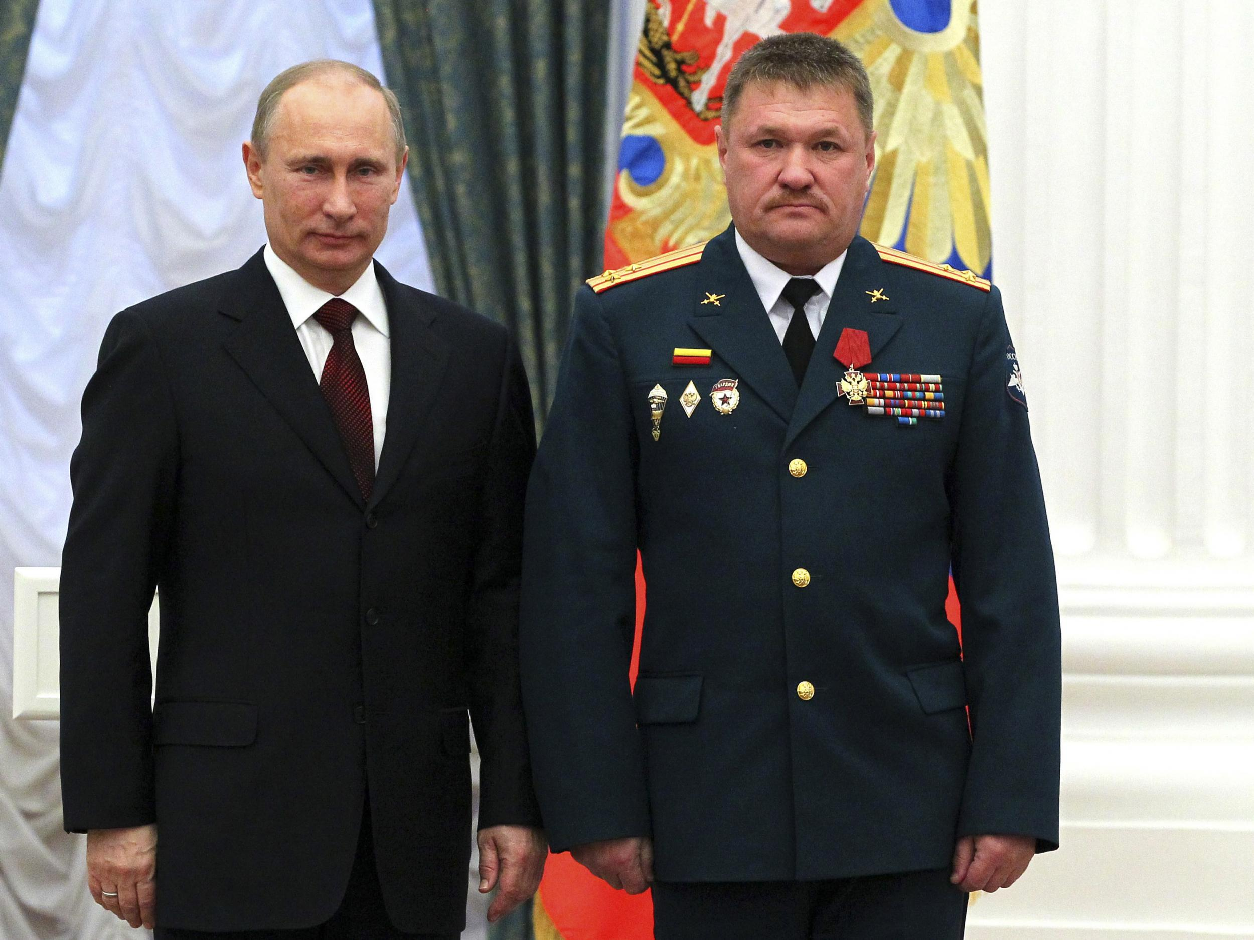 Is there truth in the conspiracy theories about who killed Russian  Lieutenant General Valery Asapov in Syria?