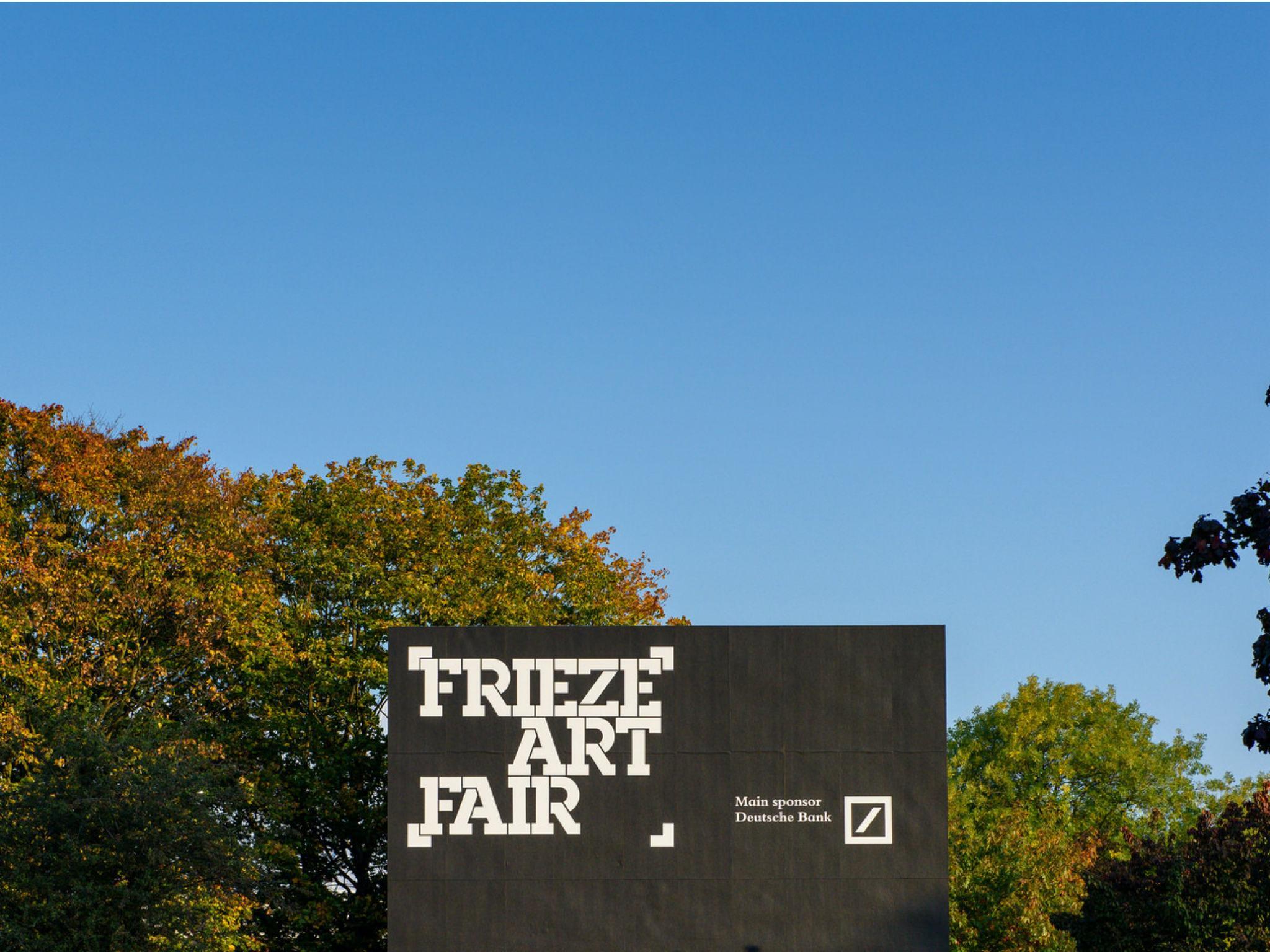 Frieze Art Fair: Is it is just an overblown trade fair? | The Independentindependent_brand_ident_LOGOUntitled