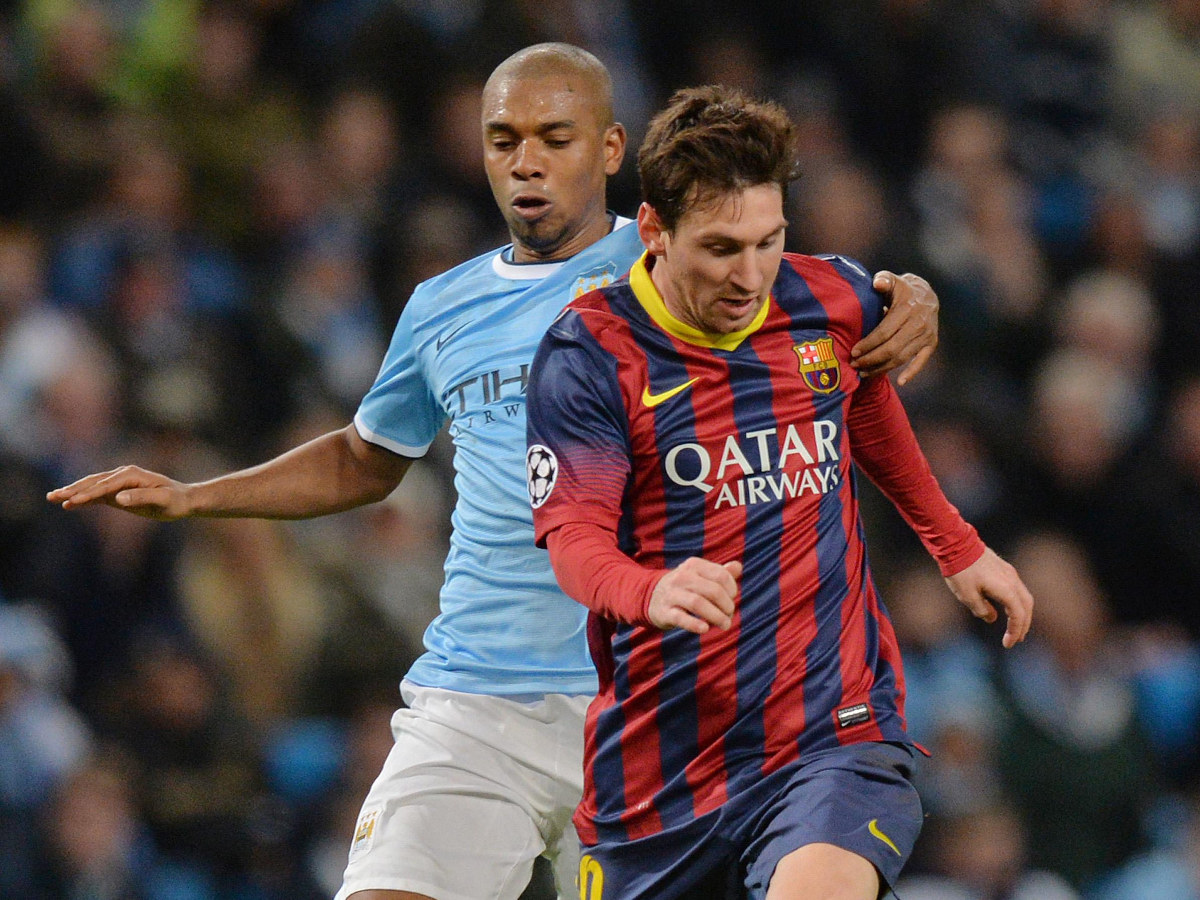 Manchester City urged not to sign Barcelona star Lionel Messi by