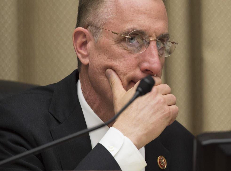 Republican Congressman Tim Murphy