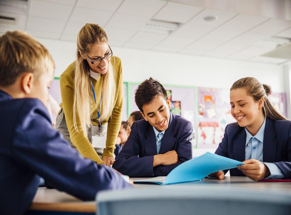 Each secondary school has lost 5.5 staff members on average since 2015, unions warn