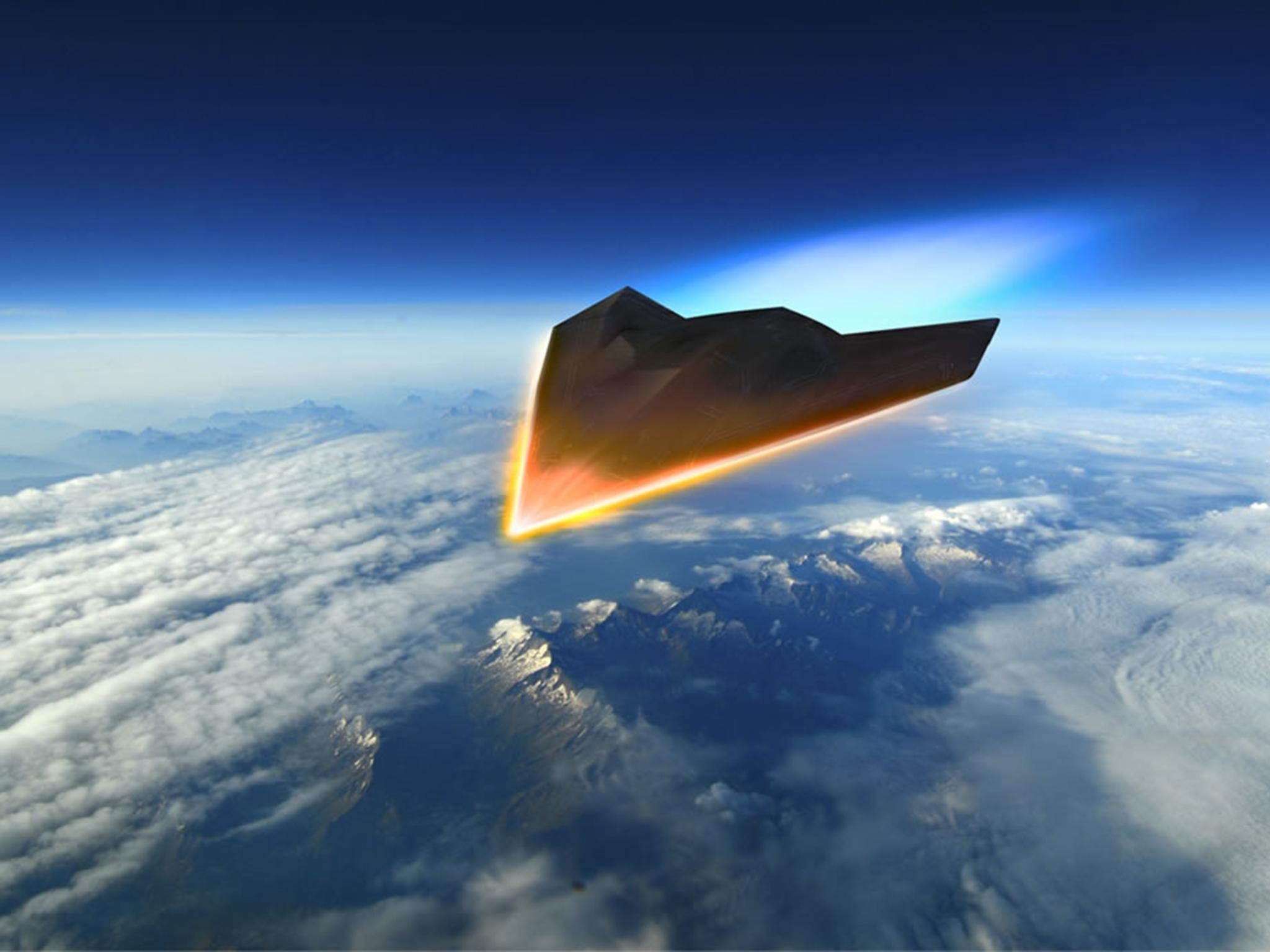 Hypersonic missiles being developed by US, Russia and ...