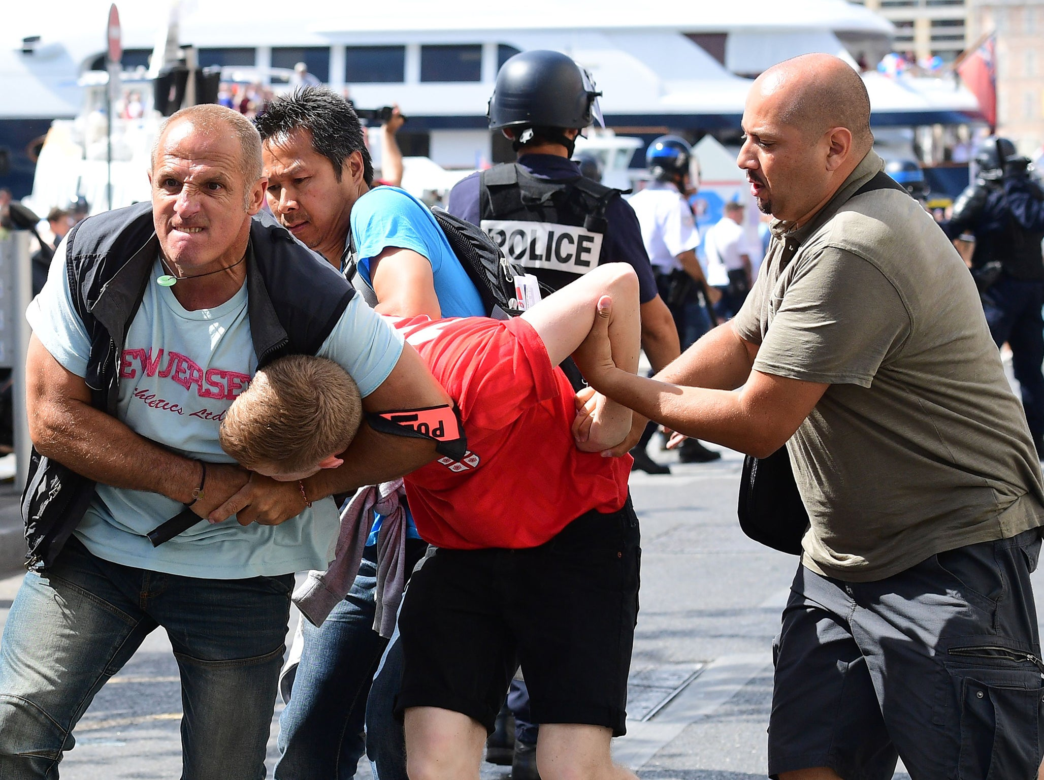 This is how the Russian authorities plan on preventing hooliganism at the 2018 World Cup