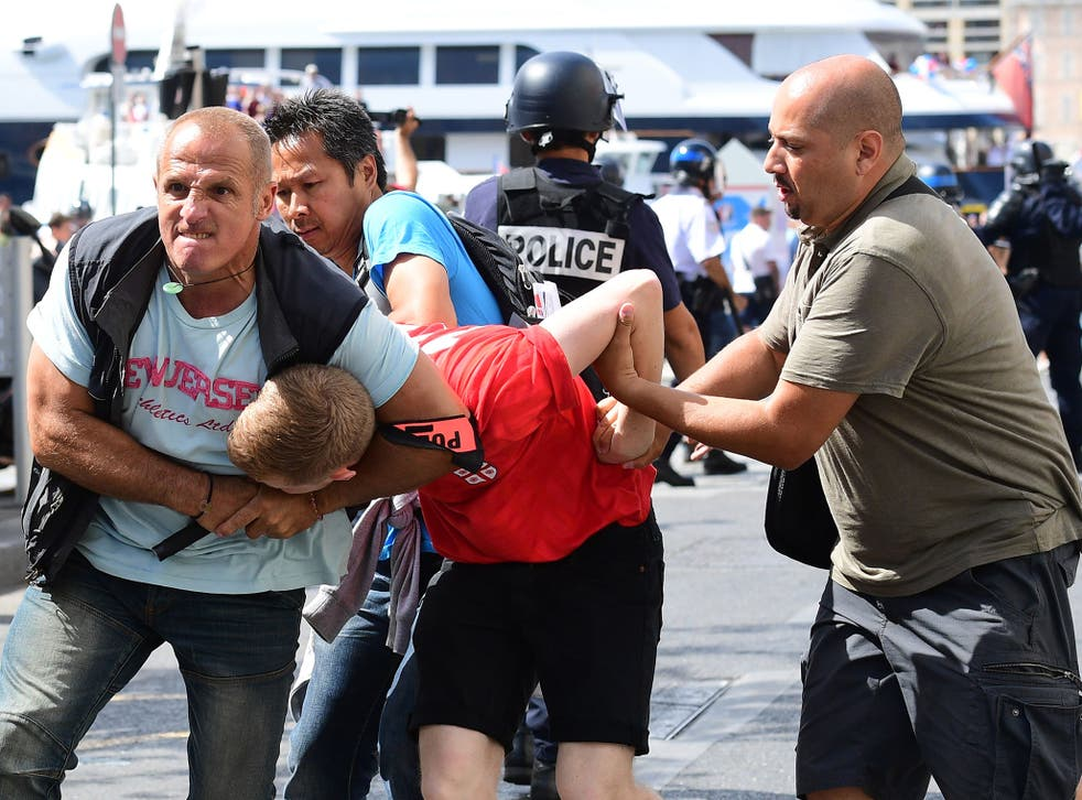 Russian hooligans are the most organised and ruthless in the world