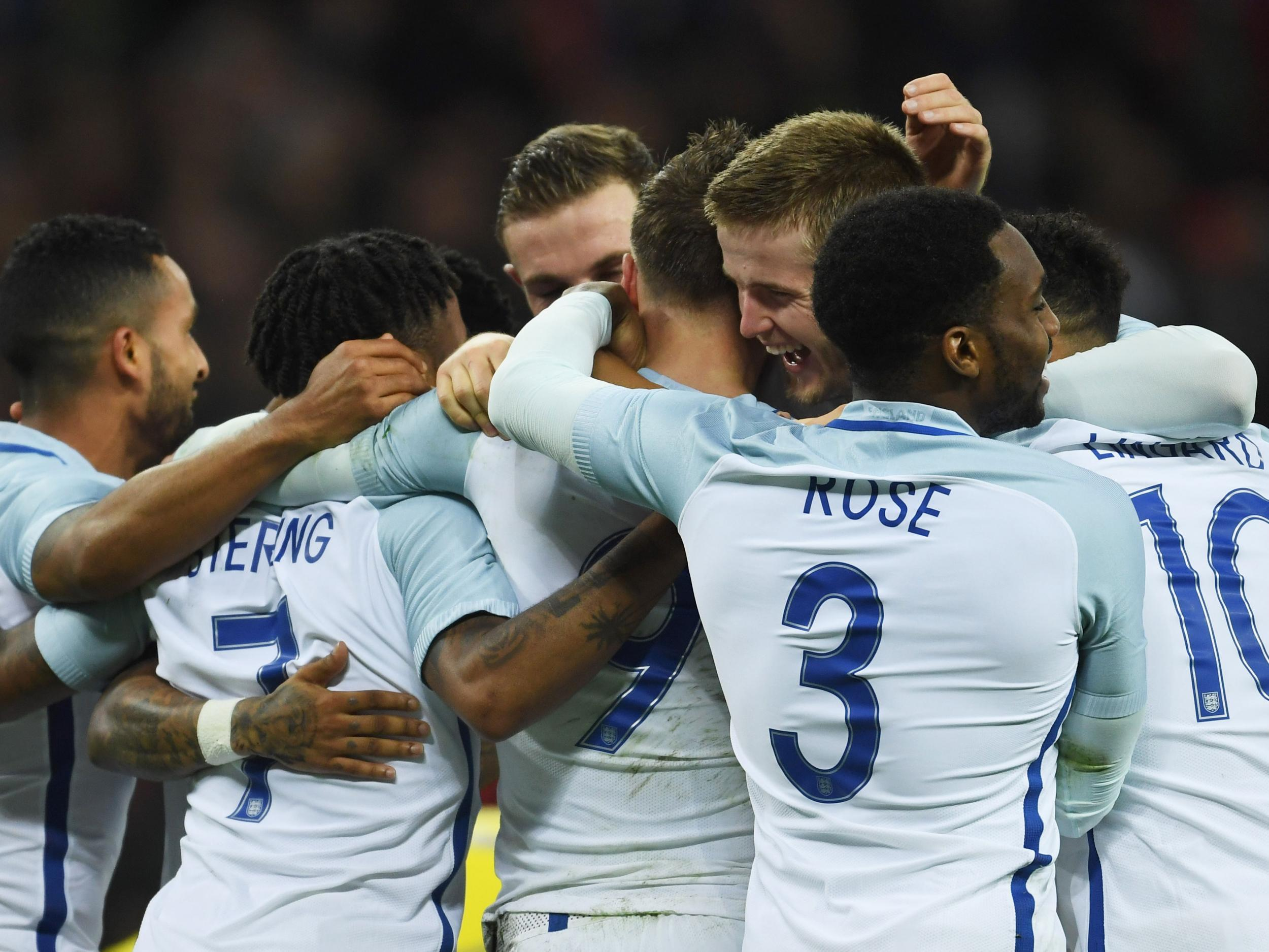 England 2018 World Cup squad  Who s on the plane e1026682a