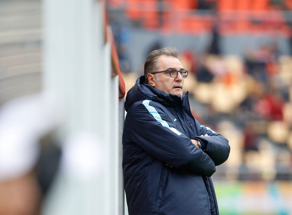 Ante Cacic has been fired by Croatia