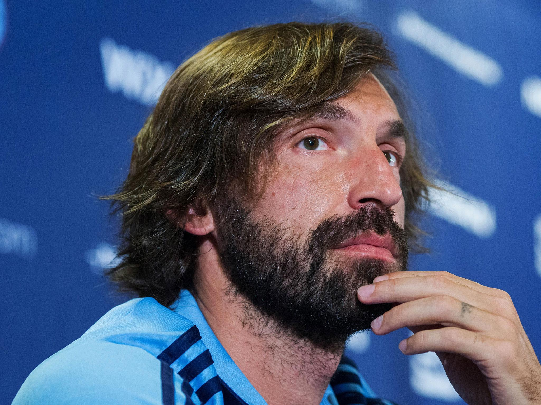 Italy legend and World Cup winner Andrea Pirlo set to retire from