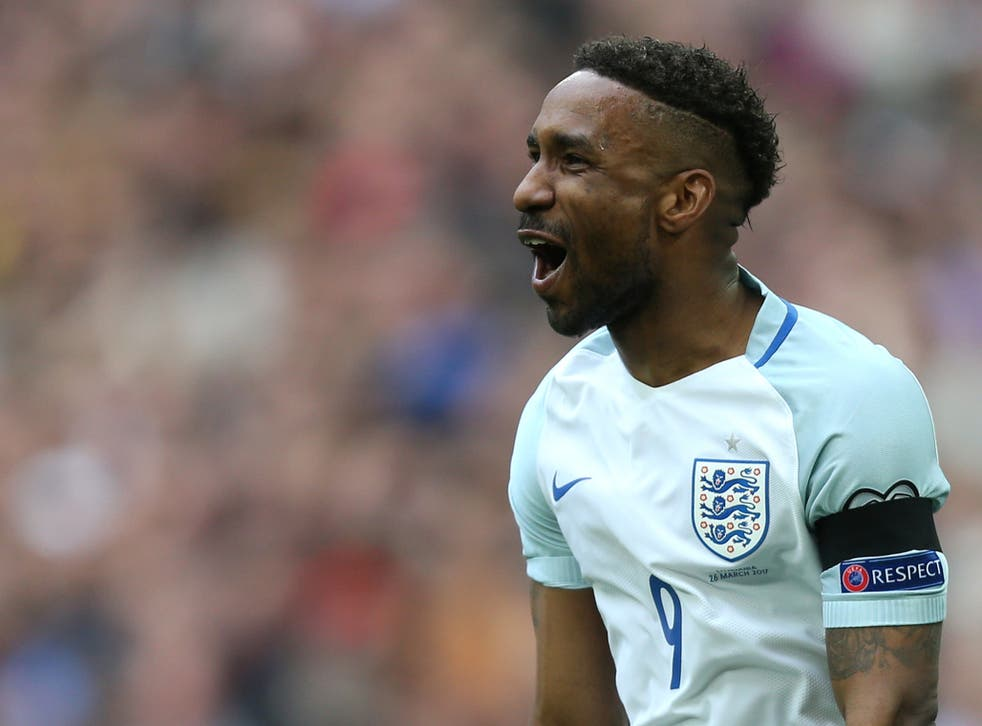 Defoe remains one of England's first-choice forwards
