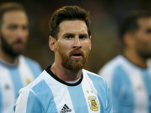 Messi could miss out on the World Cup next summer