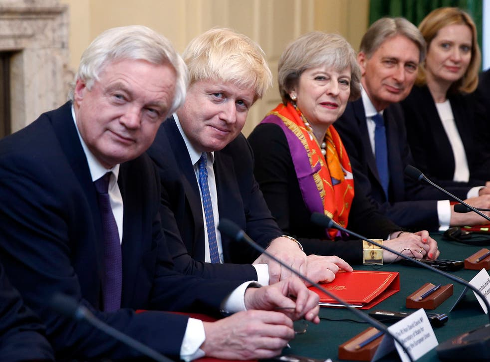 Theresa May's reshuffle is set to begin on Monday