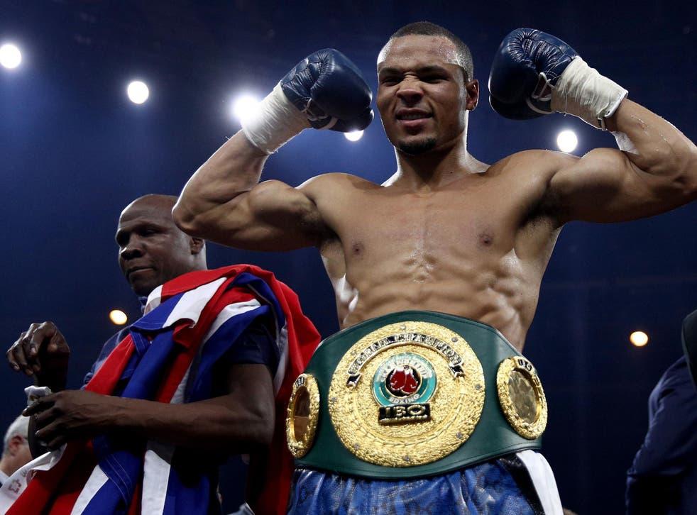 Chris Eubank Jr beat Avni Yildirim by third round knockout on Saturday night