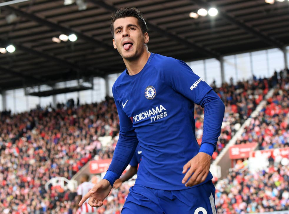 Alvaro Morata is one of the newest expensive imports to arrive at Stamford Bridge