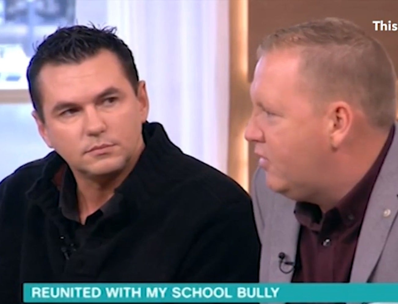 Dating former bully