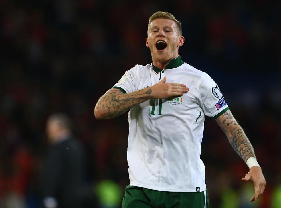James McClean has been sent death threats in the past for his principled stance