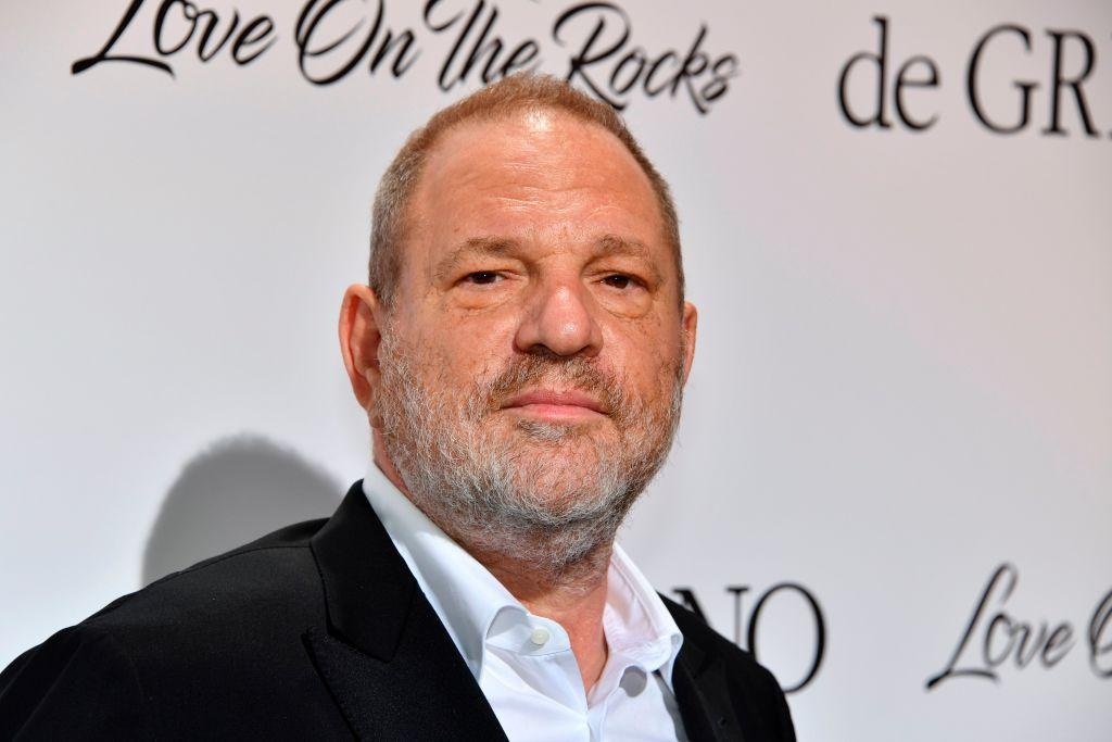 UK police investigating complaint against Harvey Weinstein