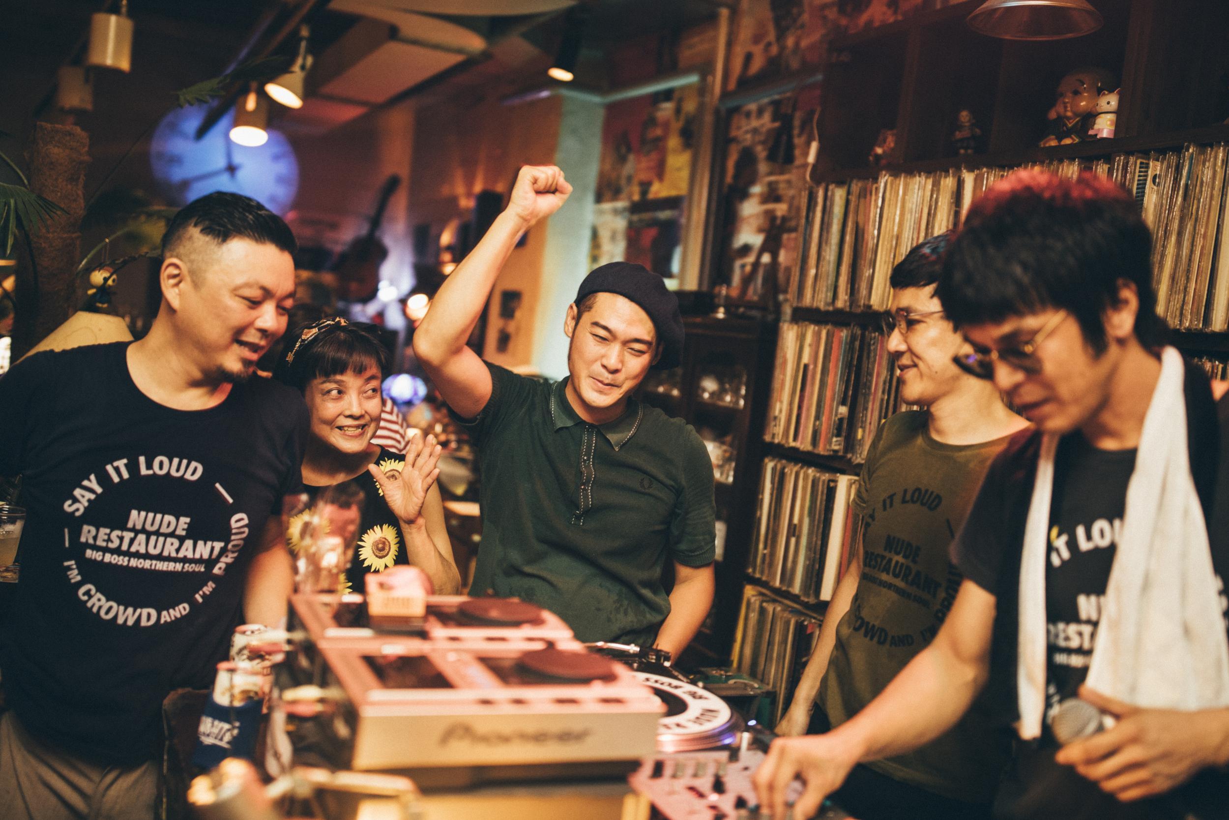 Inside Japan's northern soul movement: Where UK's retro