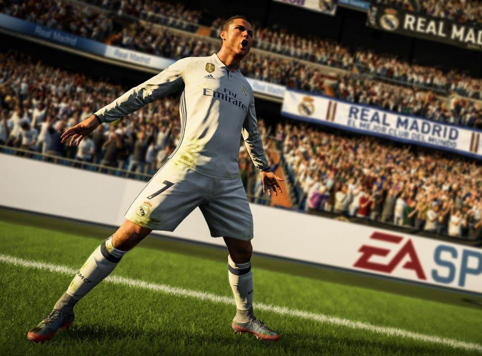 A series of updates were made to Fifa 18 last week
