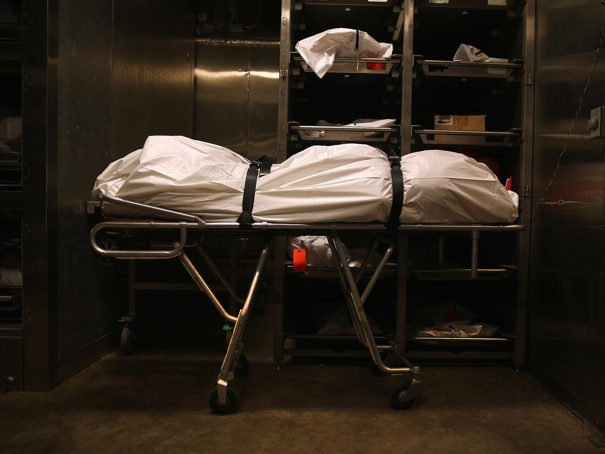 'Dead' woman found alive in morgue fridge