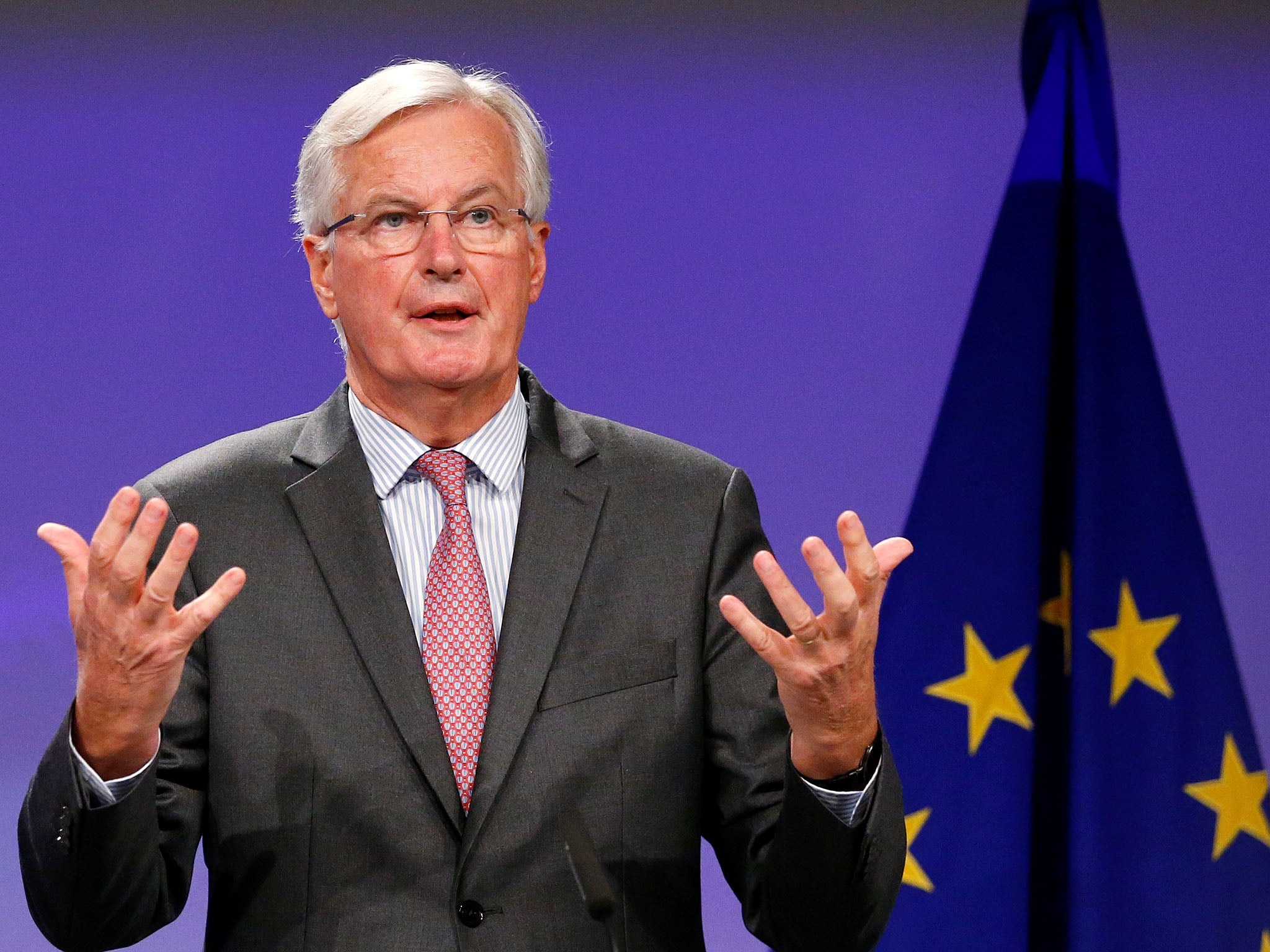 Brexit: EU's top negotiator says Britain failed to stand with European allies when it voted to leave