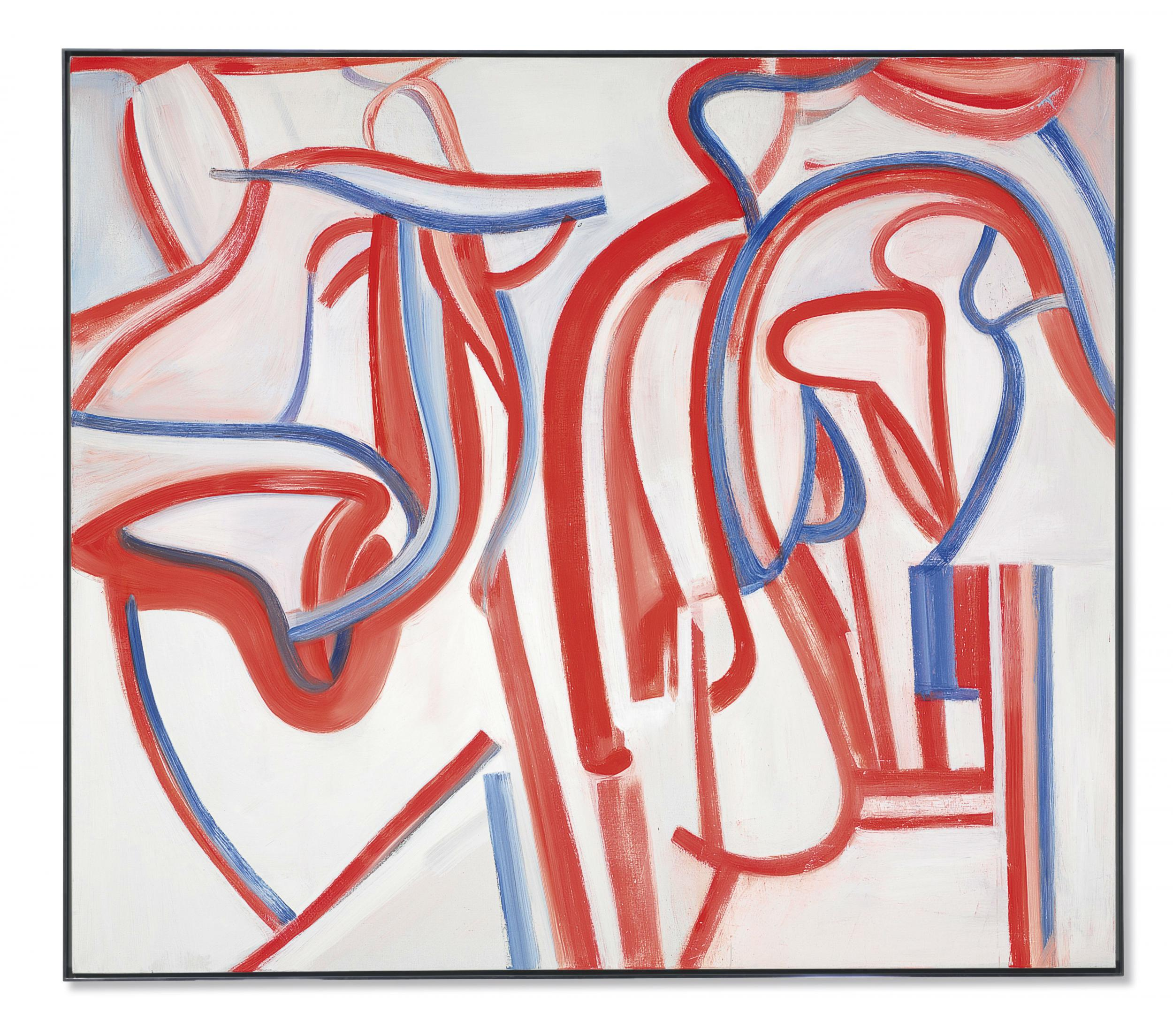 de kooning and dubuffet the late works