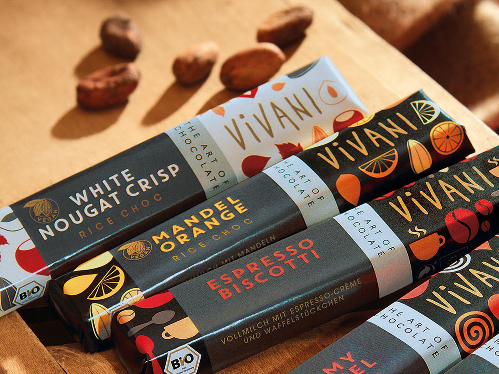 10 Best Vegan Chocolate Bars The Independent
