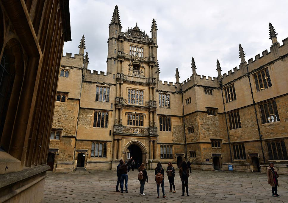 The University of Oxford has released a list of sample interview questions