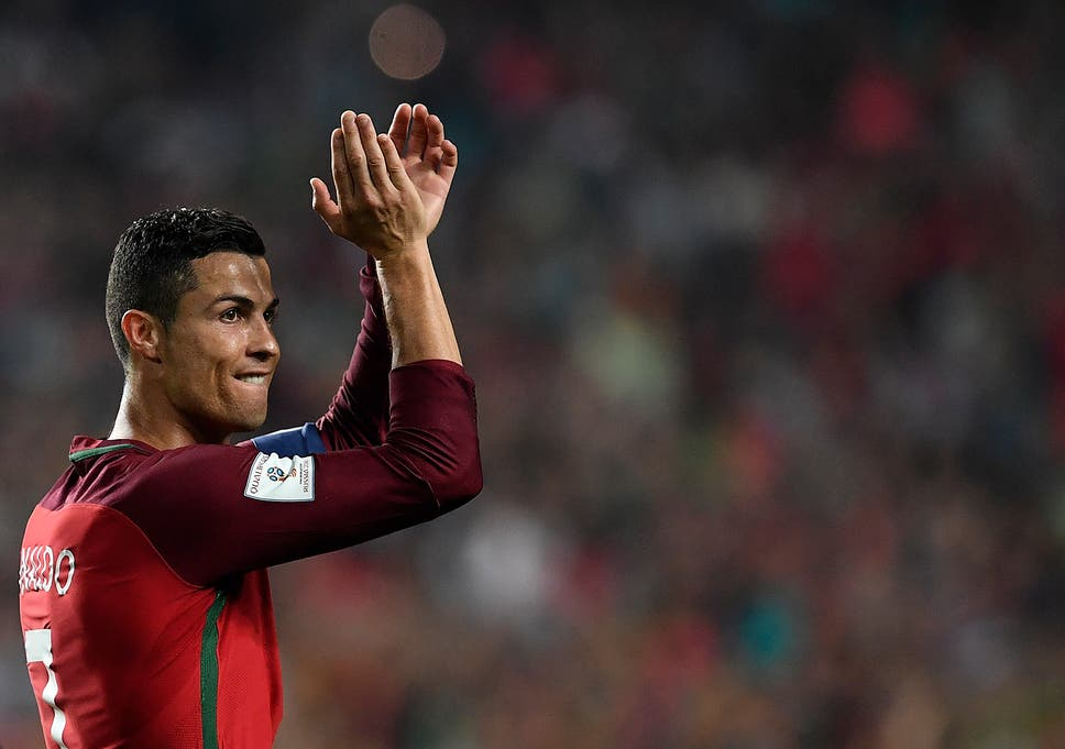 fdb0650b2 World Cup 2018 qualifying round-up  Cristiano Ronaldo leads Portugal ...