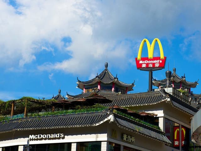 McDonalds plans to open 1,000 stores in China over the next five years