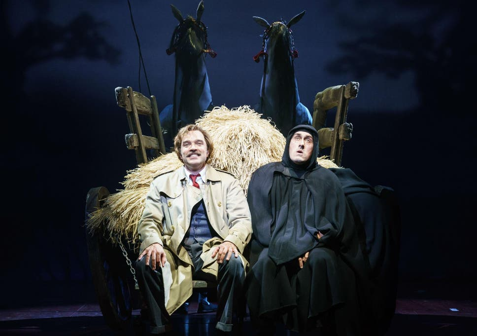 Young Frankenstein Garrick Theatre London Review Silly And