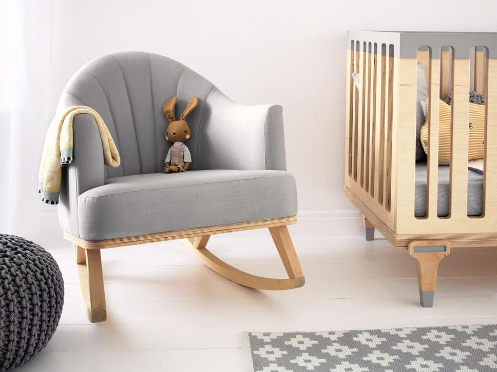 This Bunny And Clyde Chair Is Made For Rocking Children To Sleep